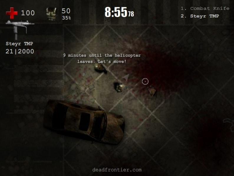 Мертвая граница: Ночь 3