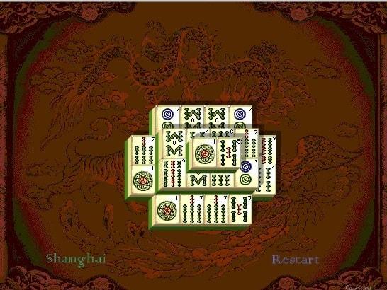 Маджонг Шанхай