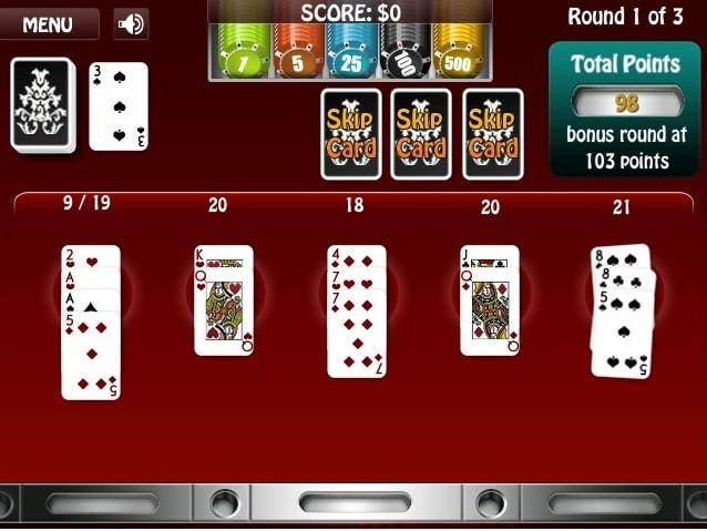 Горячий Блэкджек в казино