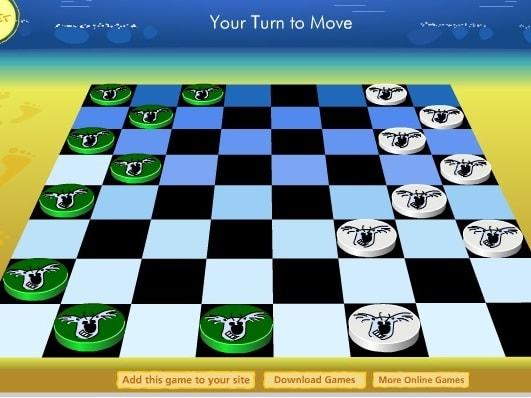 Коала шашки