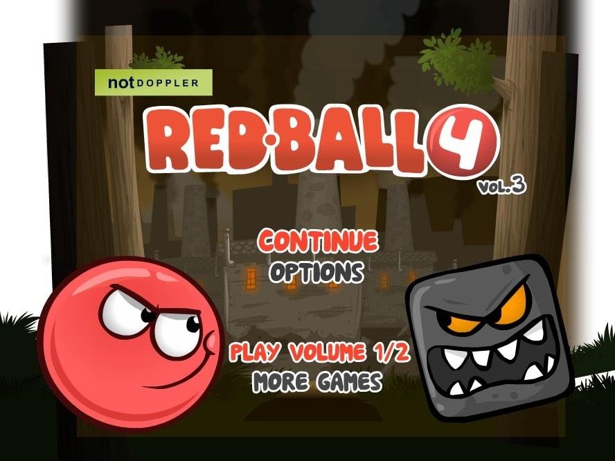 Красный шар 4 в.3