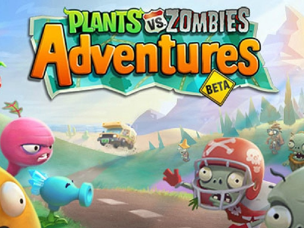 Plants vs Zombies Adventures