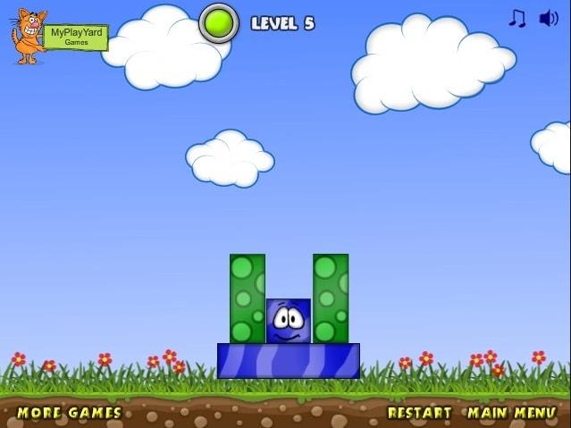 Голубые Блоки 2