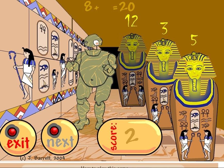 Фанк мумия