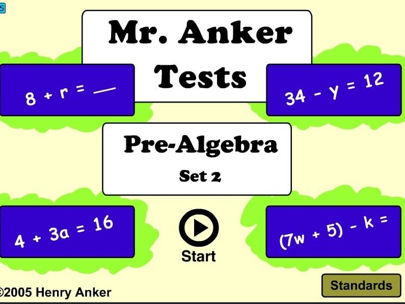 Мистер Анкер уровень 2