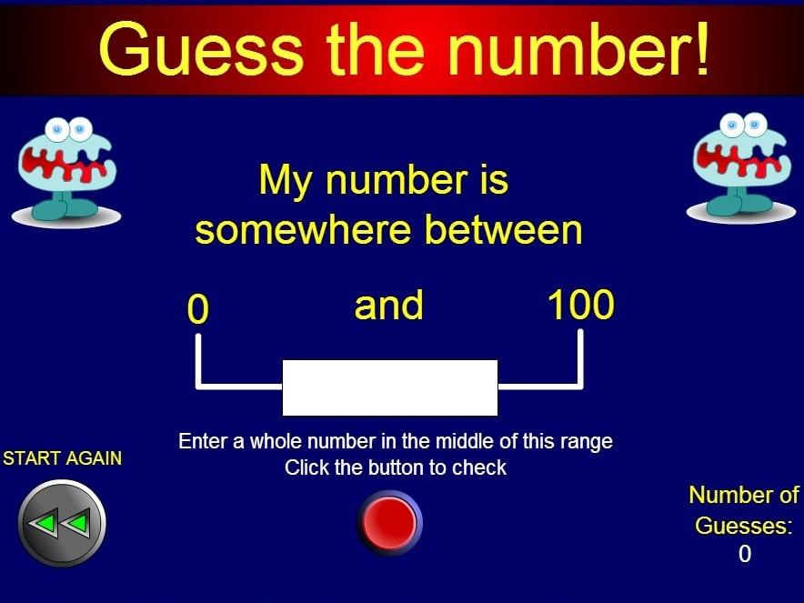 Угадать число