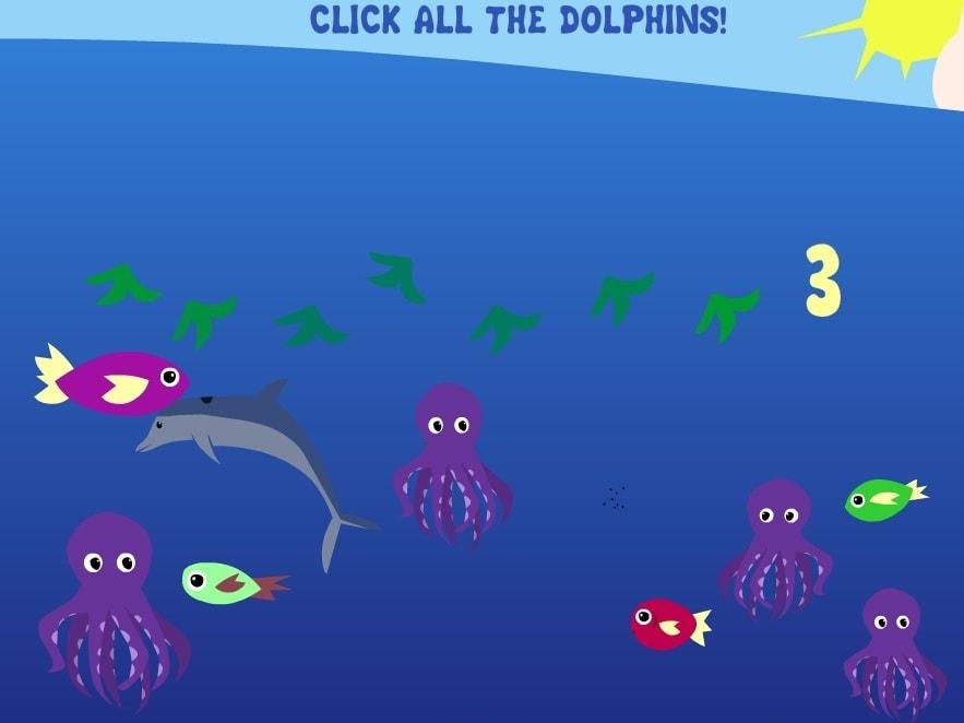 Подсчет морских животных