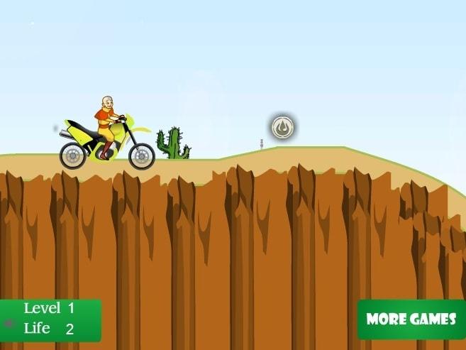 Аватар Анг мотоциклист