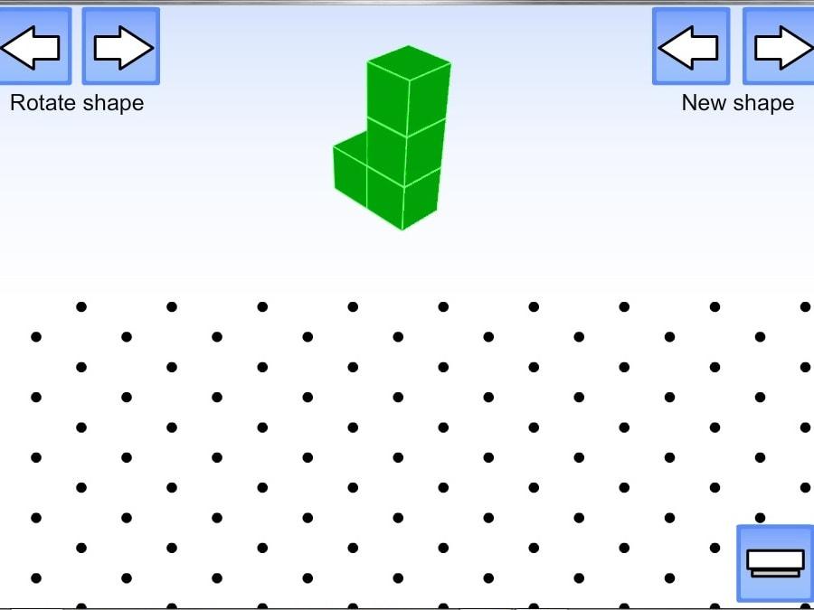 Геометрия. Изометрические фигуры