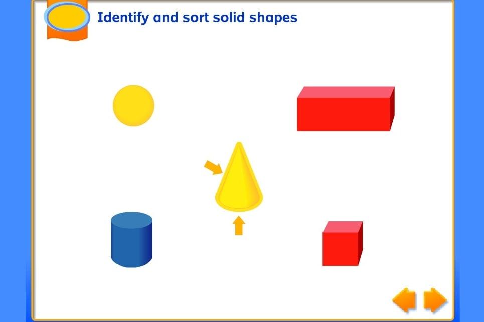 Объяснения о геометрических фигурах