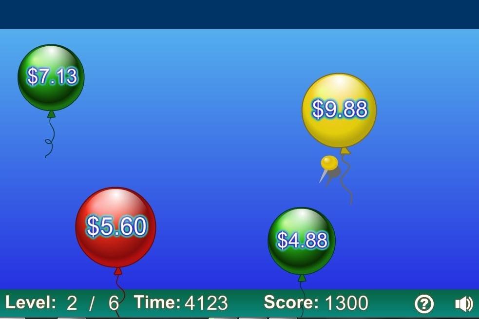 Лопни шарик от дешёвого до дорогого