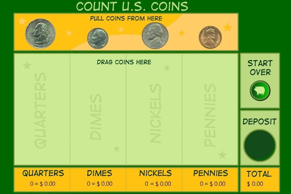 Количество монет