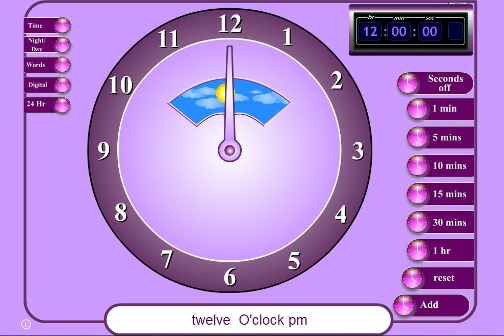 Загруженые часы