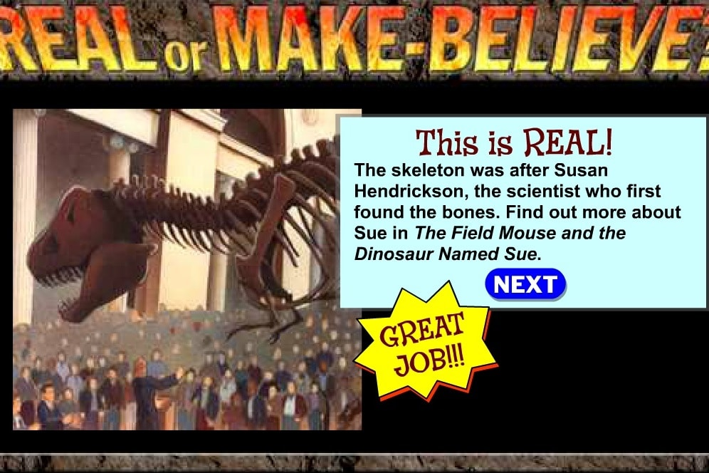 Факты о динозаврах - реальные или нет?