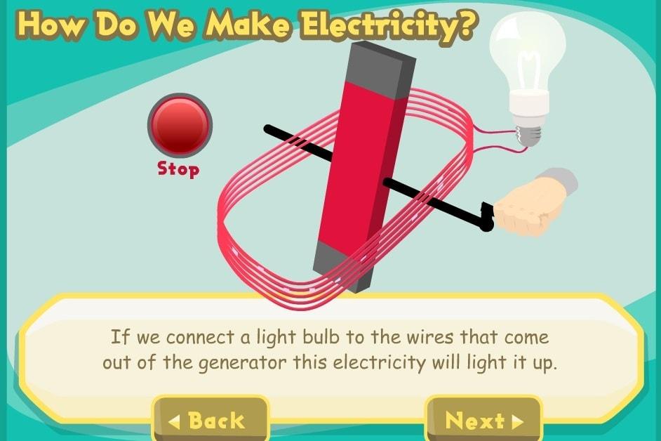 Генераторы энергии