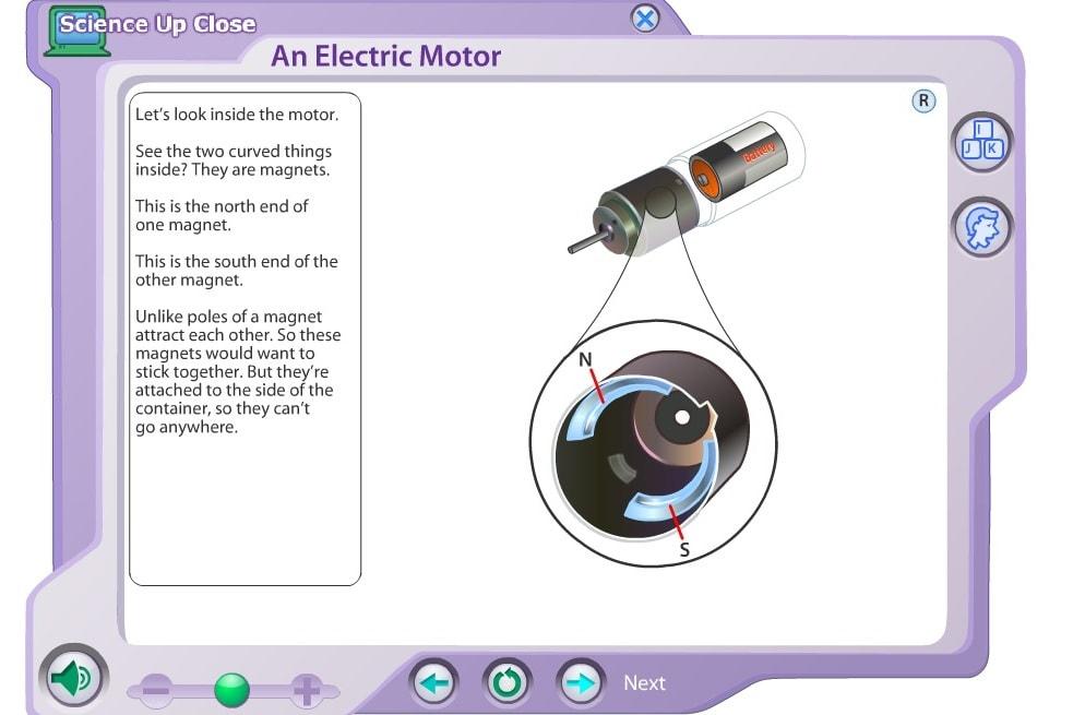 Электромотор