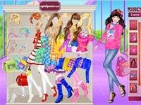 Школьный наряд для Барби