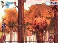 Неприятность на деревьях