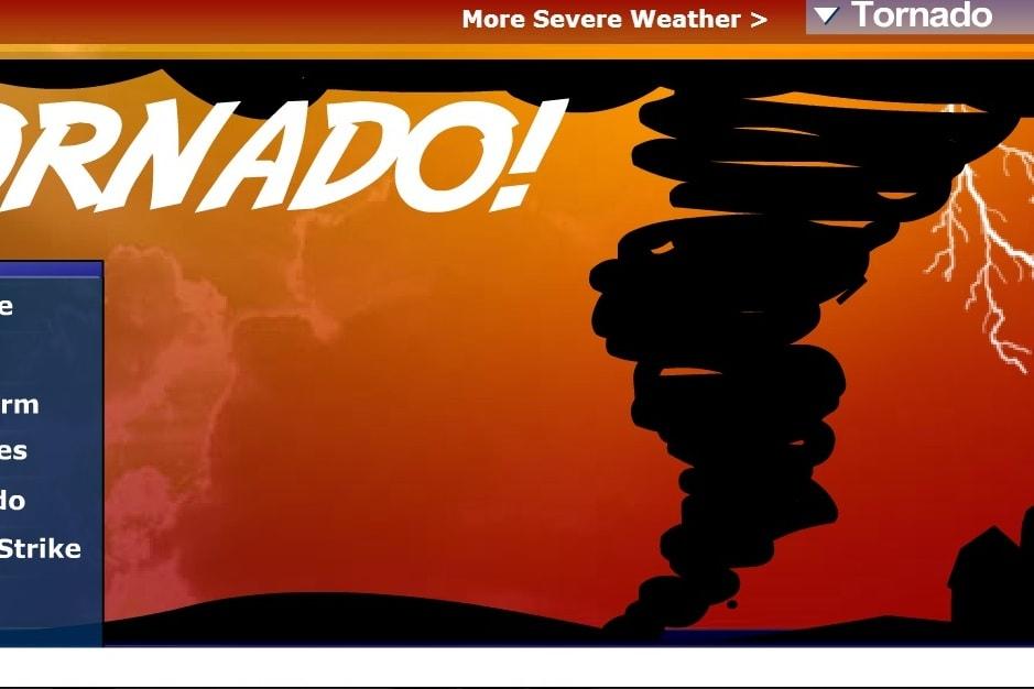 Природа торнадо