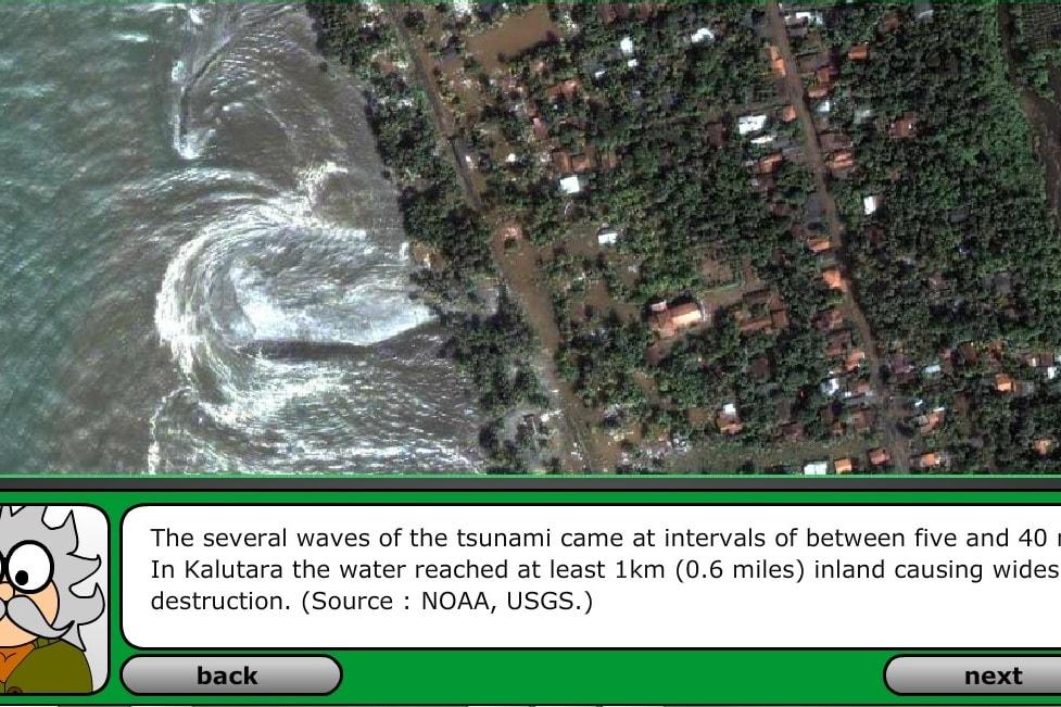 Природа цунами