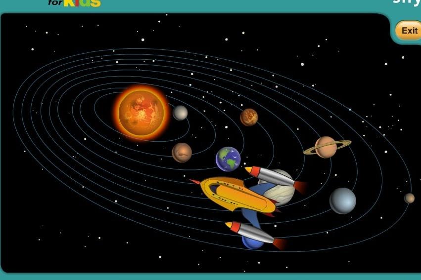 Курсы изучения планет