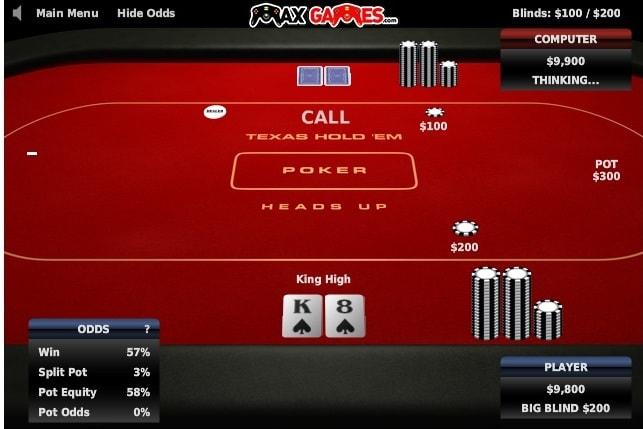 Покер техасский холдем