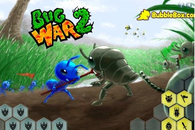 Война букашек 2