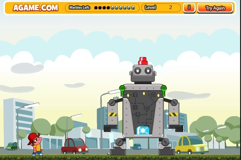Большие роботы