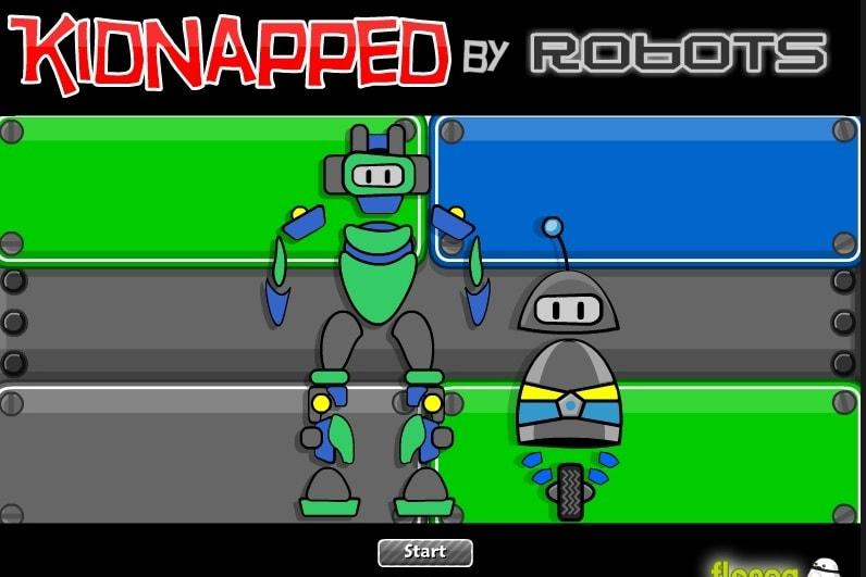 Похищено Роботом