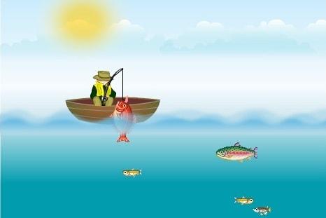 Занимательная рыбалка