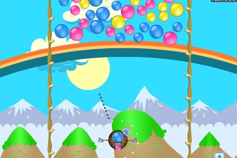 Пузыри Поппер Делюкс