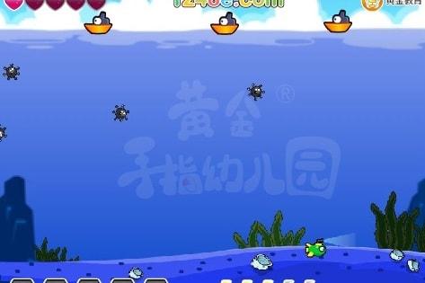 Приключения в море - бомба