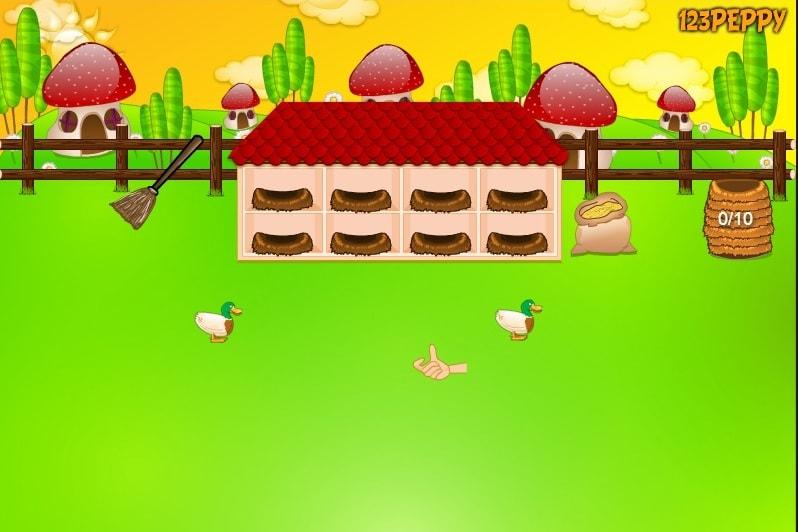 Ферма гусыни