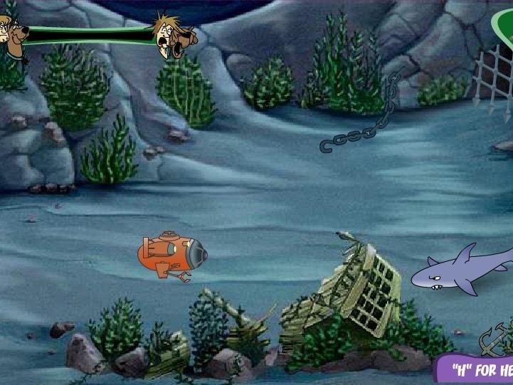Скуби Ду приключение Нептун