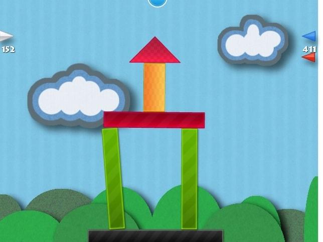 Построить высокую башню