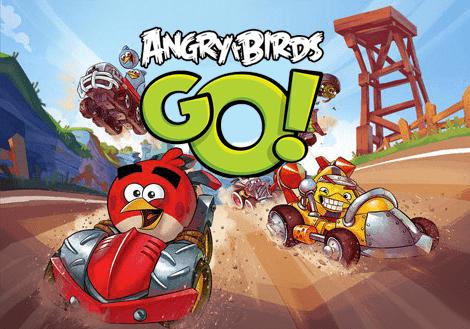 Angry Birds Go - Злые птицы Го