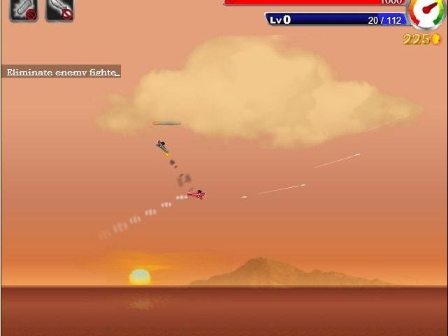 WW2 Воздушный бой