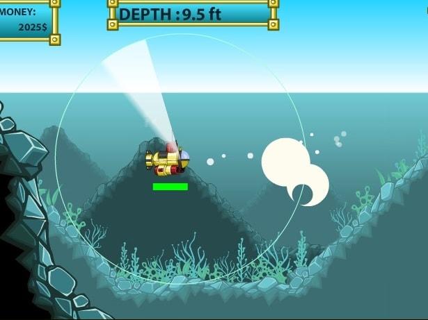 Подводная лодка - охотник