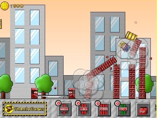 Разруши конструкцию - спаси заложника