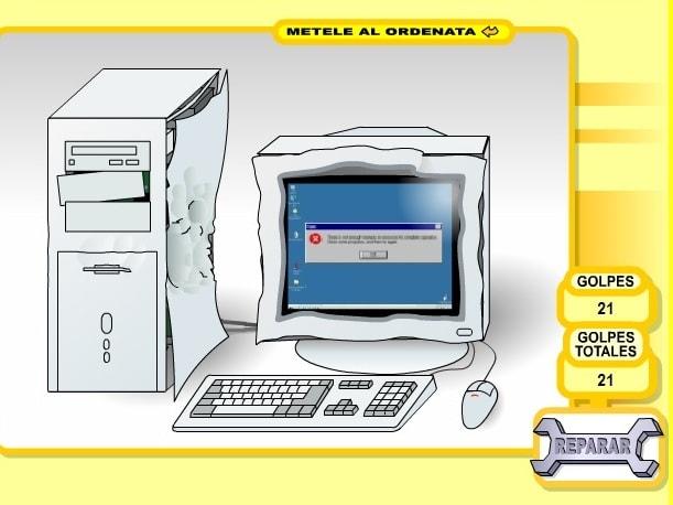 Разрушь компьютер