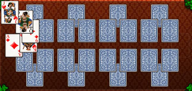 Азартный пасьянс