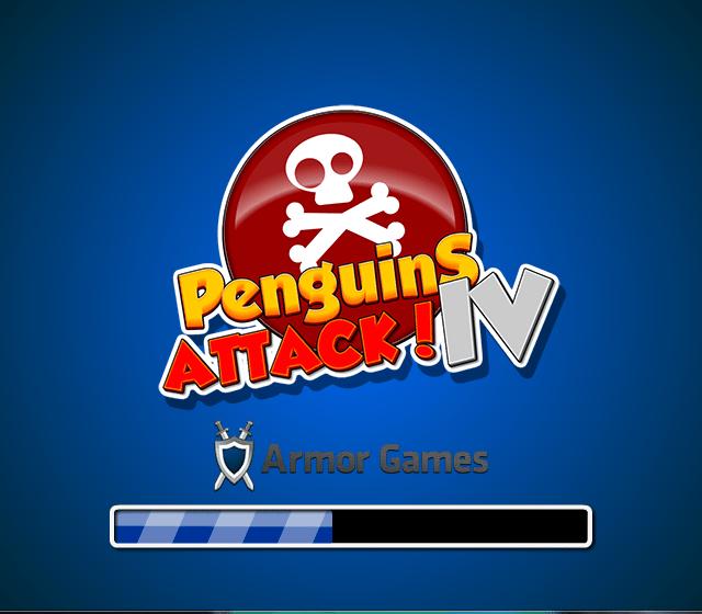 Атака пингвинчиков 4