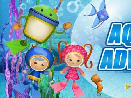 Умизуми приключения под водой