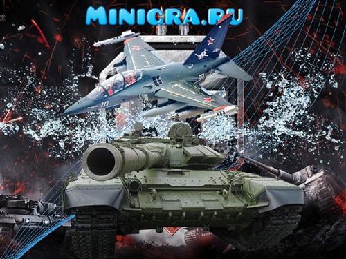 Захватывающая танковая онлайн стратегия