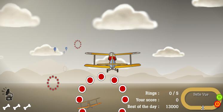 Летаем на самолете онлайн