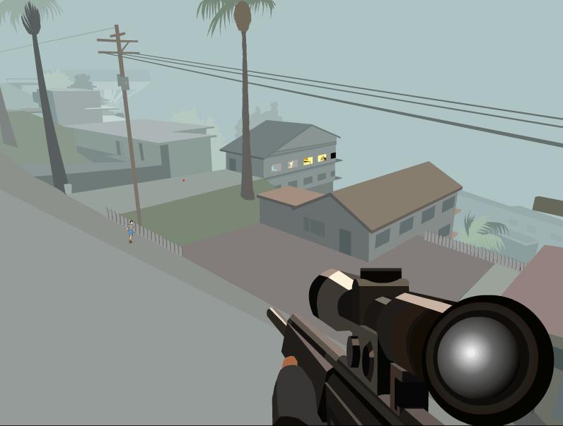 Ты снайпер и киллер онлайн