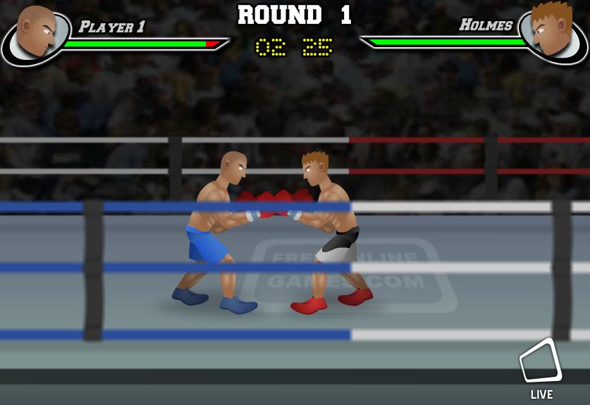 Чемпионы бокса онлайн