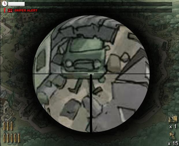 Снайпер в войне онлайн