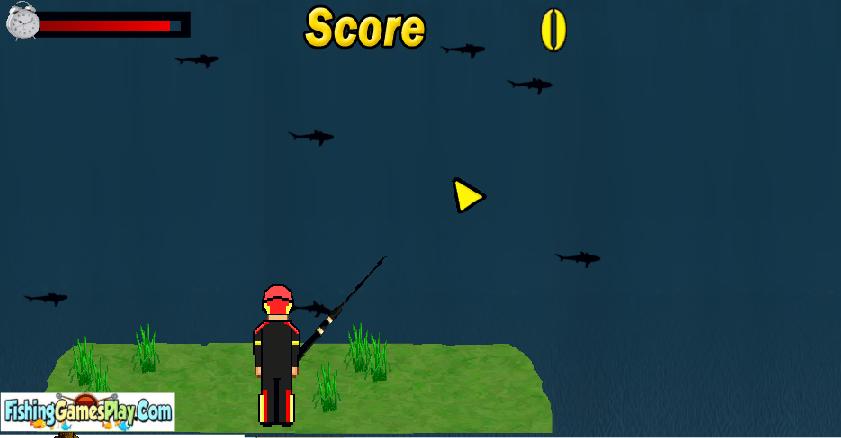 Рыбачим на акул онлайн