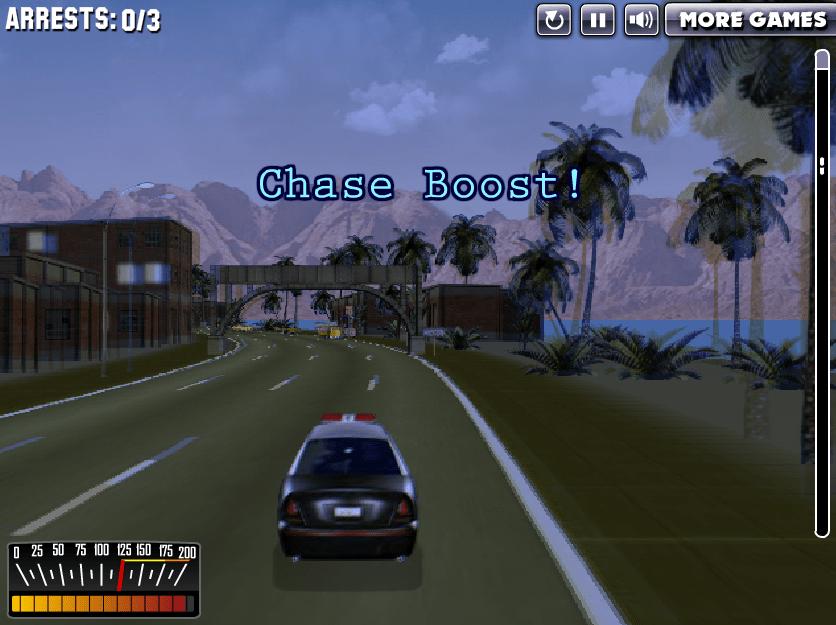 Аресты на полицейской машине онлайн